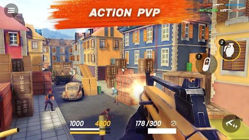 Guns of Boom - Online PvP Action APK screenshot 1