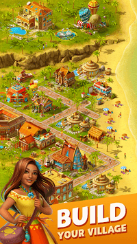 Paradise Island 2: Hotel Game APK screenshot 1