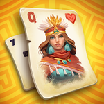 Solitaire: Treasure of Time for pc icon