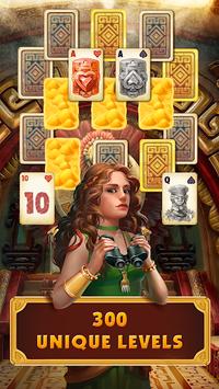 Solitaire: Treasure of Time APK screenshot 1