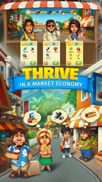 Trade Island APK screenshot 1