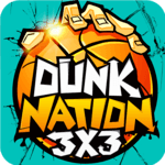 Dunk Nation 3X3 icon