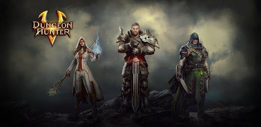 Dungeon Hunter 5 – Action RPG pc screenshot