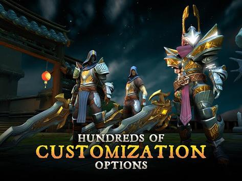 Dungeon Hunter 5 – Action RPG APK screenshot 1