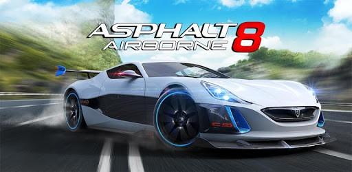 Asphalt 8: Airborne pc screenshot