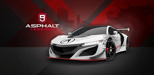 Asphalt 9: Legends - Epic Car Action Racing Game pc screenshot
