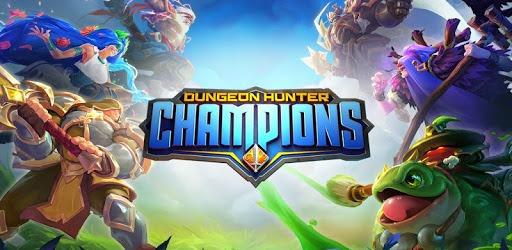 Dungeon Hunter Champions: Epic Online Action RPG pc screenshot