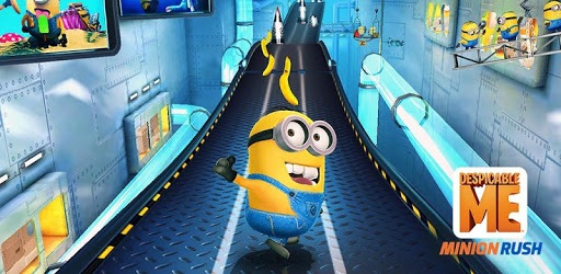 Minion Rush: Despicable Me Official Game pc screenshot
