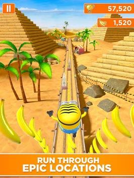 Minion Rush: Despicable Me Official Game APK screenshot 1