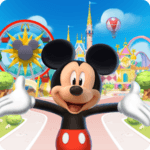 Disney Magic Kingdoms: Build Your Own Magical Park for pc icon