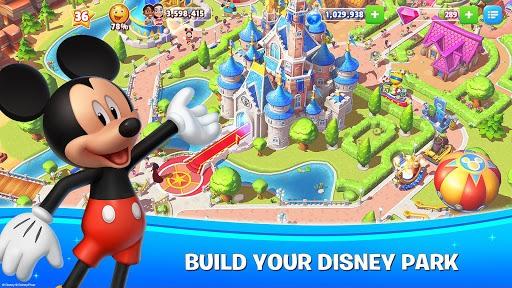 Disney Magic Kingdoms: Build Your Own Magical Park pc screenshot 1