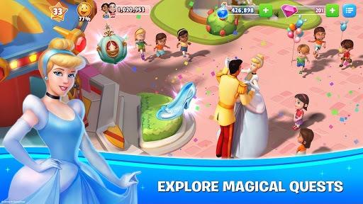 Disney Magic Kingdoms: Build Your Own Magical Park pc screenshot 2