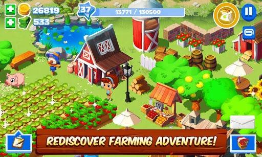 Green Farm 3 APK screenshot 1