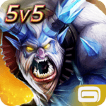 Heroes of Order & Chaos APK icon