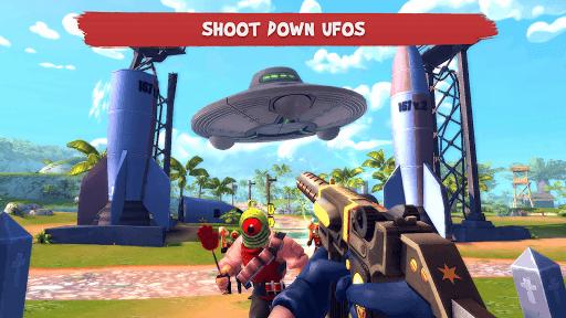 Blitz Brigade - Online FPS fun APK screenshot 1