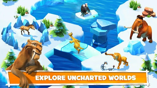 Ice Age Adventures APK screenshot 1