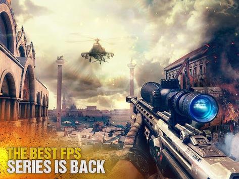 Modern Combat 5: eSports FPS APK screenshot 1