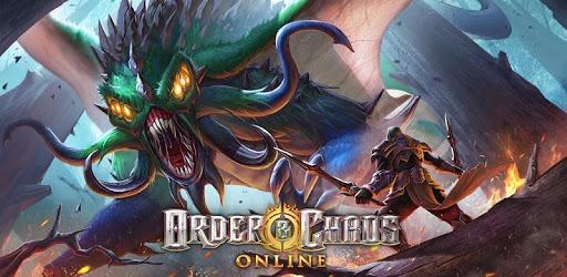 Order & Chaos Online 3D MMORPG pc screenshot