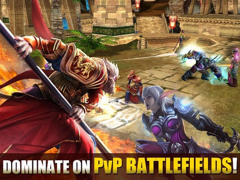 Order & Chaos Online 3D MMORPG APK screenshot 1