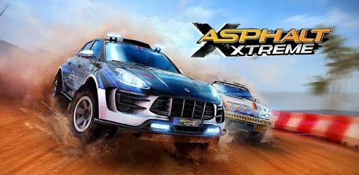 Asphalt Xtreme: Rally Racing pc screenshot