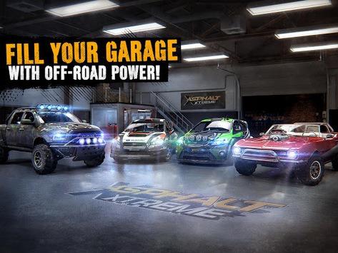 Asphalt Xtreme: Rally Racing APK screenshot 1