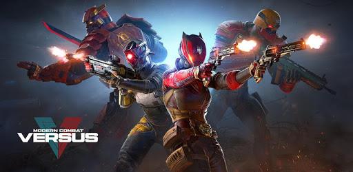 Modern Combat Versus: New Online Multiplayer FPS pc screenshot