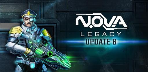 N.O.V.A. Legacy pc screenshot
