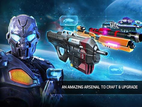 N.O.V.A. Legacy APK screenshot 1