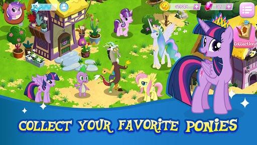 MY LITTLE PONY: Magic Princess APK screenshot 1