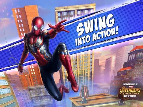 MARVEL Spider-Man Unlimited screenshot 1