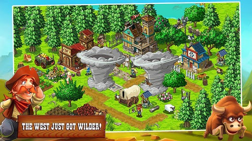 The Oregon Trail: Settler APK screenshot 1