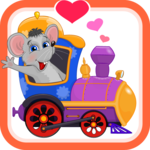 Train for Animals - BabyMagica free icon