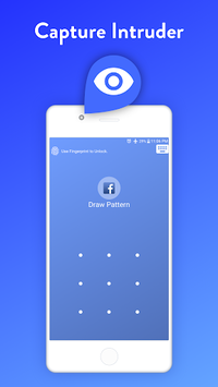 AppLock : Fingerprint & Pin APK screenshot 1