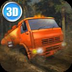 Offroad Oil Truck Simulator icon