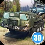 Offroad Tow Truck Simulator icon