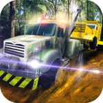 Tow Truck Emergency Simulator: offroad and city! icon