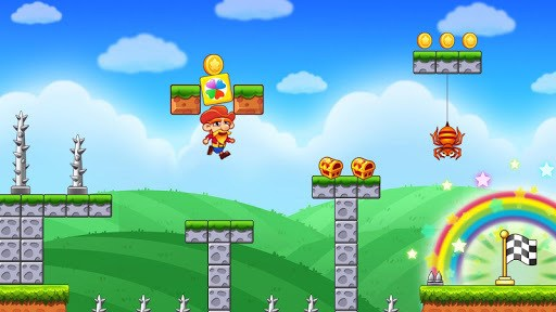Super Jabber Jump APK screenshot 1