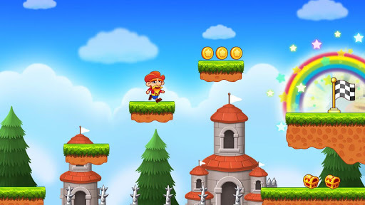 Super Jabber Jump 2 APK screenshot 1
