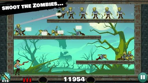 Stupid Zombies APK screenshot 1
