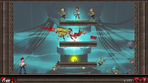 Stupid Zombies 2 APK screenshot 1
