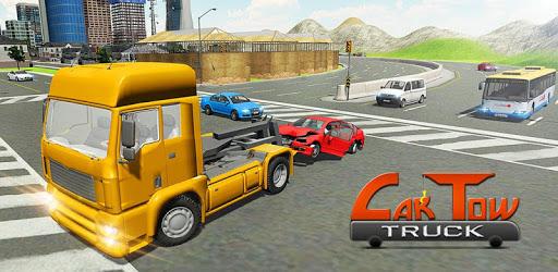 Car Tow Truck Simulator 2016 pc screenshot