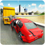 Car Tow Truck Simulator 2016 APK icon