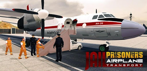 Jail Criminals Transport Plane pc screenshot