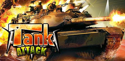 Real Tank Attack War 3D pc screenshot
