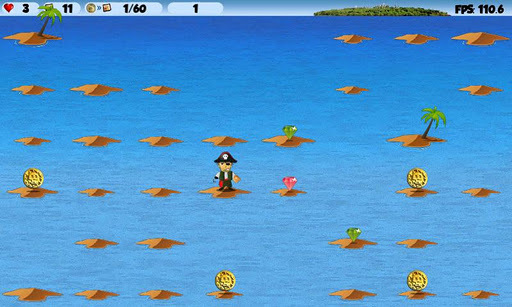 Pirates of the Mystical Island APK screenshot 1