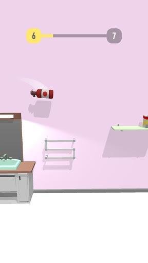Bottle Jump 3D APK screenshot 1