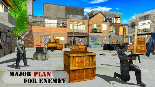 Commando Missions Combat Fury APK screenshot 1