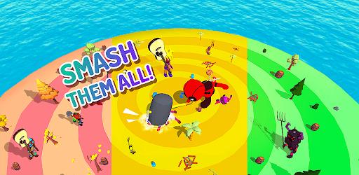 Smashers.io - Fun io games pc screenshot