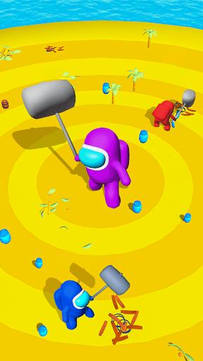 Smashers.io - Fun io games APK screenshot 1