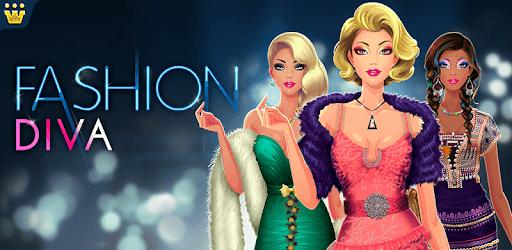 Fashion Diva: Dressup & Makeup pc screenshot